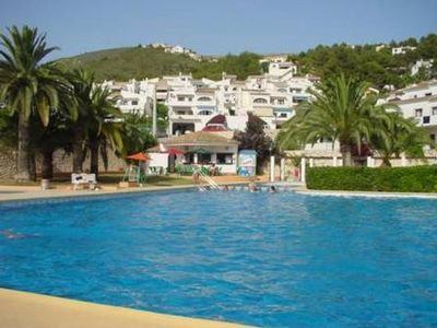 Photo for Holiday apartment Moraira for 1 - 6 persons - Holiday apartment