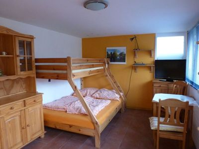Photo for small bungalow (1 room) - Apartments Döge
