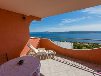 Photo for Apartments Djusi (66111-A2) - Dramalj (Crikvenica)