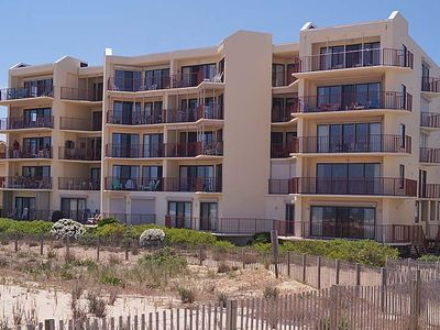 Photo for Silver Moon 403-Oceanfront 127th St, Free WiFi, Pool, Elev, W/D, AC