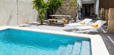 Photo for SUNSET VILLA CAMPANILE - Luxurious town house with private pool