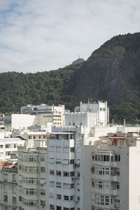View of Christ the Redeemer From the Window - 1