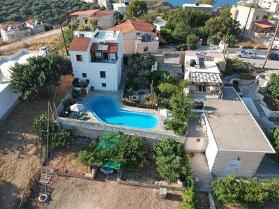 Photo for Vacation home Villa Athina in Megala Chorafia - 5 persons, 3 bedrooms