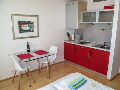 Photo for Apartment Srní in Srni - 2 persons, 1 bedrooms