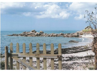Photo for The sea at your feet in Brittany!