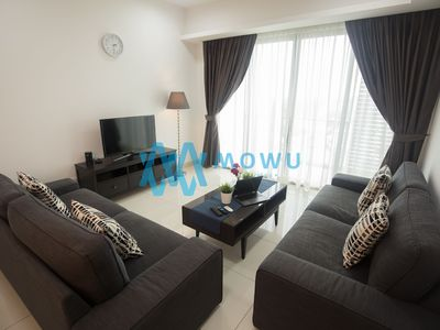 Photo for 3BR Apartment Vacation Rental in Kuala Lumpur, Federal Territory of Kuala Lumpur