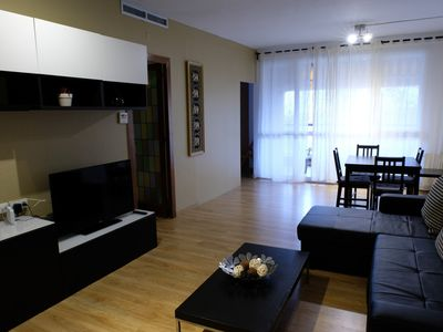 Photo for Apartment 366 m from the center of Barcelona with Internet, Washing machine, Air conditioning, Terrace (721684)