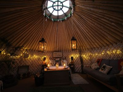 Photo for Buttercup and Daisy Yurts