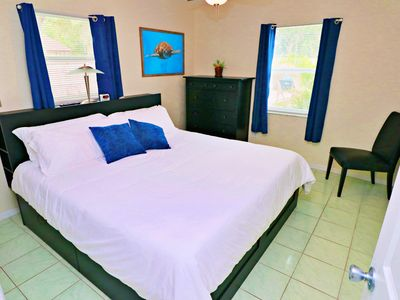 Photo for By Beaches, Pets Welcome, Apt B Tropical Oasis.  Just Like Key West!