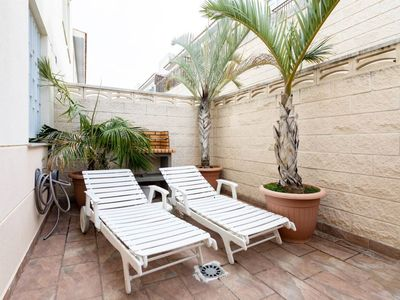 Photo for Luminous and spacious house with terrace. Wifi available.