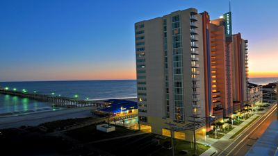 Prince Resort  at the Famous Cherry Grove Pier