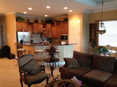 Photo for Beautiful Golf Dream Home with Private Hot Tub/Heated Pool