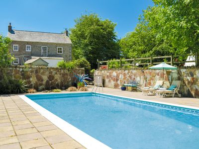 Photo for 4 bedroom accommodation in St Kew, near Port Isaac