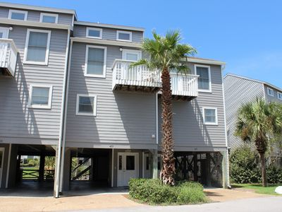Photo for Spring Specials! 3 BR / 3.5 BA - GULFVIEW - 2 MIN. TO BEACH - DOG FRIENDLY - WI-