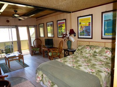 Photo for Peaceful Island Bliss Will Be Yours In Our Quaint Studio Condo