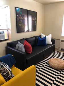 Photo for 1721 3G · Pretty Convenient 1b Apt/20 min NYC Parking Avail