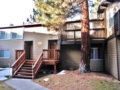 Timberline 46 Mammoth Lakes Two Bedroom Townhouse