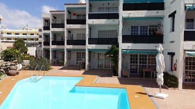 Photo for APARTMENT ON THE PROMENADE OF PLAYA DEL INGLES