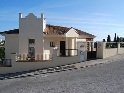 Photo for Villa With Private Pool And Distant Seaviews