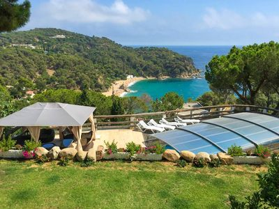 Photo for Amazing views, Incredible House, 50 min from BCN