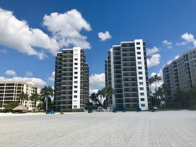 Photo for Beautiful, Updated Condo On The White Sand Of Fort Myers Beach