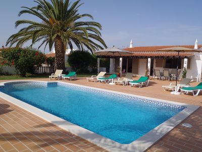 Photo for Detached Villa With Private Pool (safety fence available)