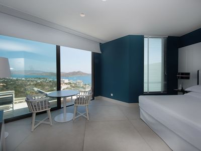 Photo for Junior Suite with Private Pool   private massage room & Sea View