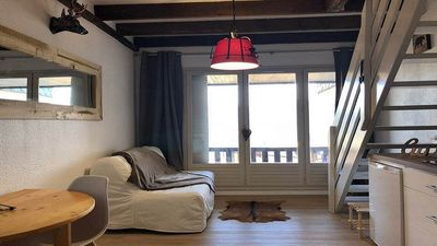 Photo for Cozy apartment in Les Angles with lake view