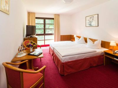Photo for Double room comfort, shower or bath, WC - Kim Hotel im Park
