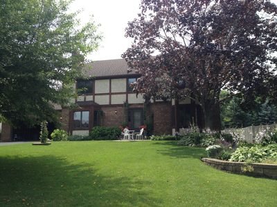Photo for Beautiful home in twin cities suburbs! Close to airport and Mall of America!