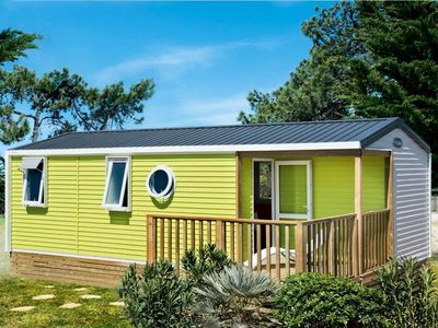 Photo for Camping Vitamin '**** - Mobile home Ohara 4 Rooms 6 People