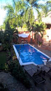 Pool from Casita Veranda