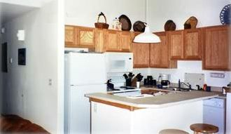 Well-Designed Kitchen for preparing gourmet meals