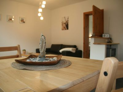 Photo for Fewo 2/2 room (45 m², 2 persons + baby) free of animals - Apartments Landhaus Idylle near Baltic resort Rerik