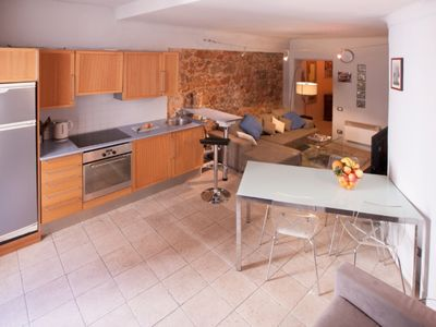 Photo for One Bedroom Apartment With A Terrace In The Centre Of The Old Town
