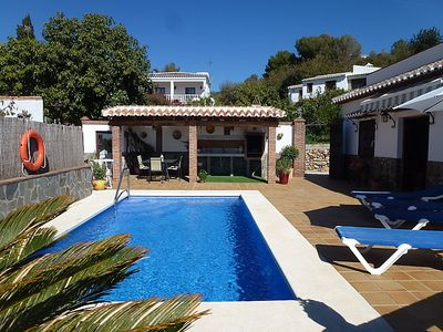 Photo for Vacation home VILLA Aurora  in Nerja, Costa del Sol - 4 persons, 2 bedrooms