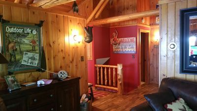 Photo for Beautiful lake cabin right on Crosslake