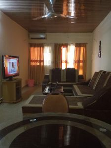 Photo for Furnished and air-conditioned villa 200 meters from a main road (avenue des arts)
