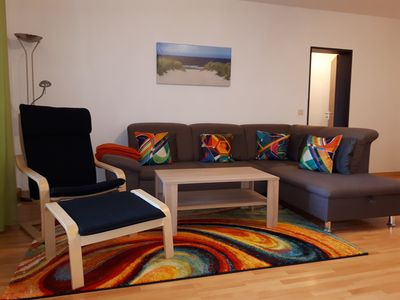 Photo for 66m² FeWo Schiffsblick 4-6 persons free Wi-Fi in Horumersiel / North Sea