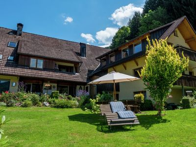 Photo for Cosy apartment in the southern Black Forest with balcony