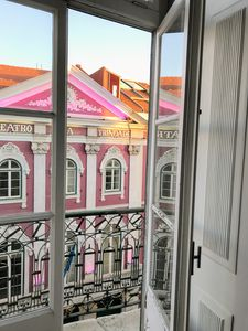 Photo for Charming historical apartment in Chiado