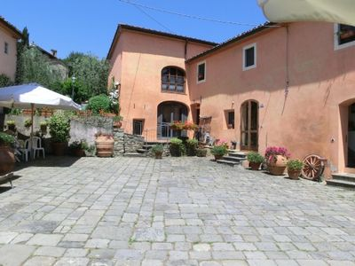 Photo for Self catering Agriturismo Villa Pacinotti for 3 people