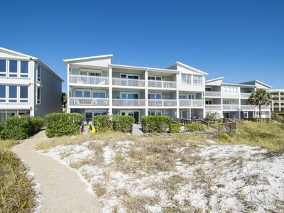 Photo for Gulf Front Townhouse w/ Community Pool, Gated neighborhood, Santa Rosa beach