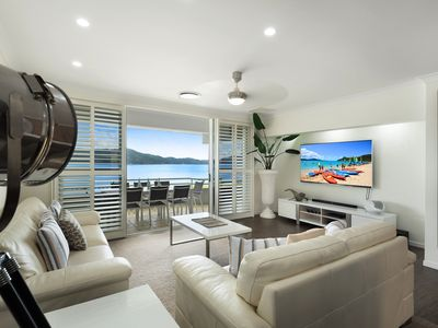 Photo for 202 Frangipani on the beach - ABSOLUTE BEACHFRONT