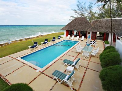 Photo for WATERFRONT VILLA! STAFFED! Elysian Plain, Tryall - Montego Bay 5BR