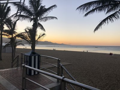 Photo for THE BEST VIEWS OF LAS CANTERAS BEACH 3