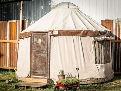 Photo for Pura Vida Glamping Getaway-The Infinity Yurt-Relax & Experience Costa Rica in OR