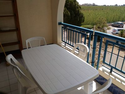 Photo for Charming 2 star apartment - Le Lavandou