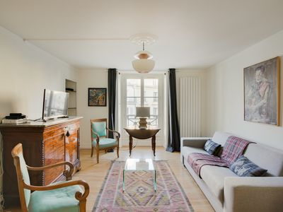 Photo for Homely Apartment near Grands Boulevards (for up to 4 guests)