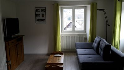 Photo for Apartment with garden in Alsace